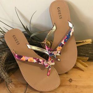 Guess used Sandals, Sz L (9-10)